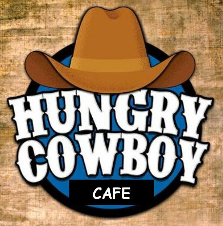 Hungry Cowboy Meal After Service
