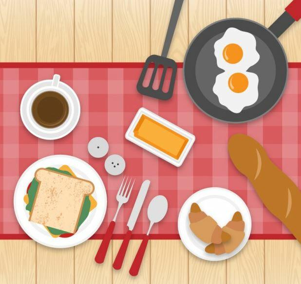 Men's & Women's Ministries Potluck Breakfast